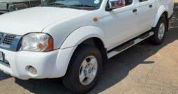 2010 NISSAN NP300 2.4 HARDBODY DOUBLE CAB FOR SALE